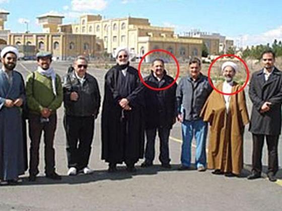 Luis_delia en Iran.