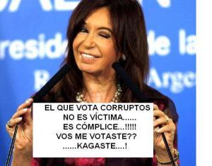 CRISTINA CORRUPTOS