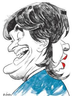 ¡No olviden la 2ª cara de Cristina Fernandez: Zannini.