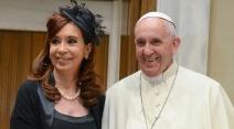 La Mona Pancha y el Papa